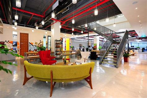 Office Canteen Design why the best tech companies in singapore are overrated