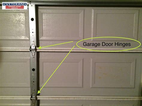 Overhead Garage Door Hardware Five Signs Your Garage Door Springs Need Repair Teds Garage News