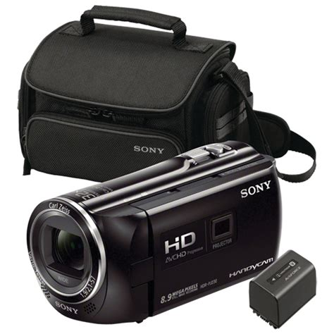 Handycam Sony Projector Pj10 sony handycam hdr pj230 projector hd camcorder with bag battery pack best buy ottawa