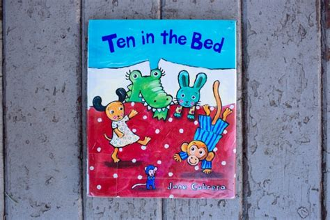 ten in the bed book a book song for the new school year stacia cumberland