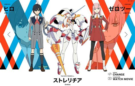 anime streaming darling in the frankxx 1 vostfr anime streaming