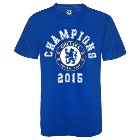 Pride Of Chelsea Tshirt chelsea football club official soccer gift mens chions