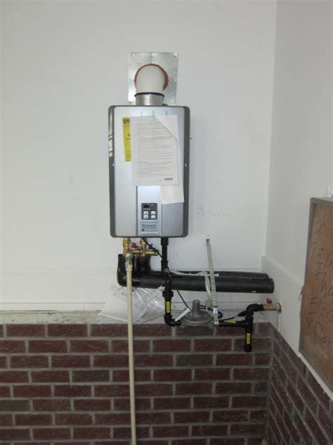 tankless water heaters raleigh plumbers golden rule