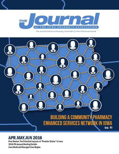 Iowa 2016 Mba Business Analytics Competition by Ipa Journal Apr May Jun 2016 By Iowa Pharmacy
