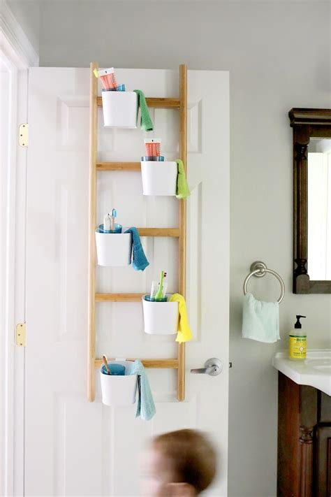 Bathroom Organizer Ideas by Ikea Plant Holder Turned Into Grooming Organizer Diy