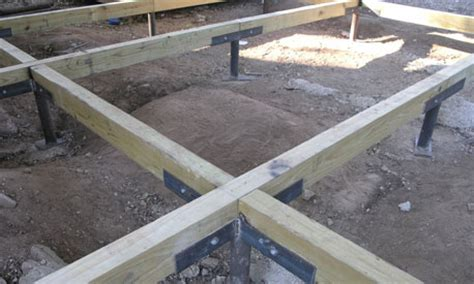 post and beam walls post and pier foundation for post and common questions pier and beam foundation repair