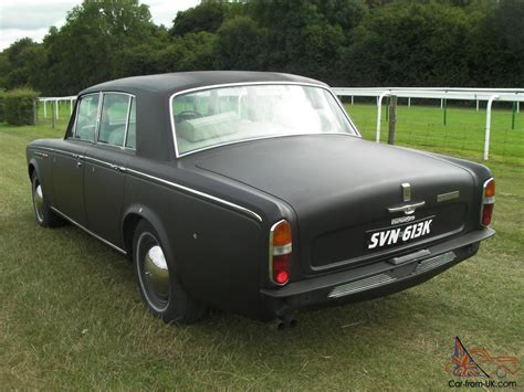 roll royce rod rolls royce silver shadow classic rod