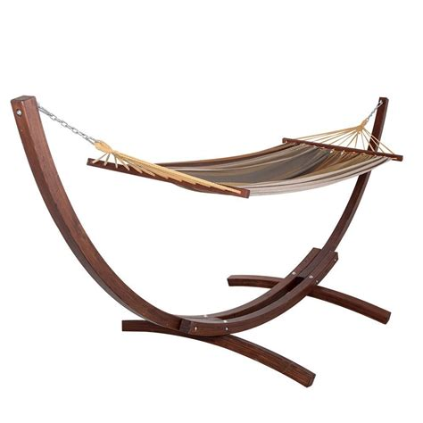 Hammock And Hammock Stand lazydaze hammocks 12 wood arc hammock stand and hammock