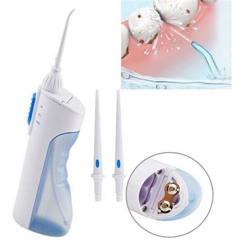 Pembersih Gigi semprotan pembersih sela gigi teeth scaling dental device white jakartanotebook
