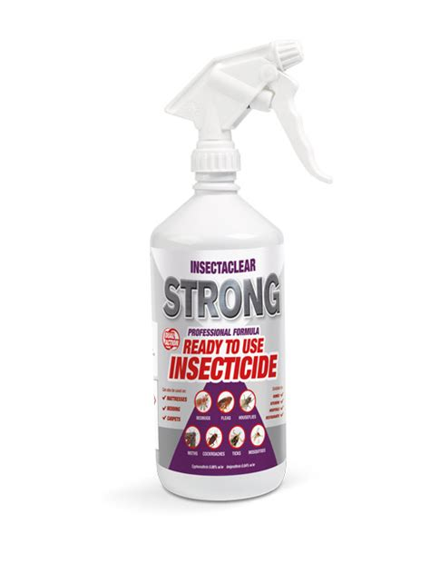 insectaclear strong insecticide