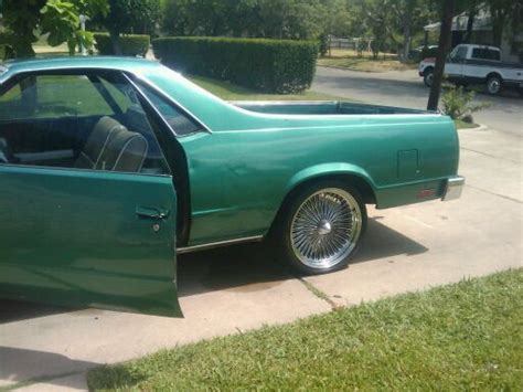 Bailey Chevrolet Bailey Boi 1981 Chevrolet El Camino Specs Photos