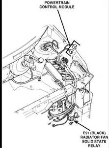 1997 Dodge Caravan Brake System Diagram Grand Voyager Plymouth A Year Ago The Radiator Fans Quit