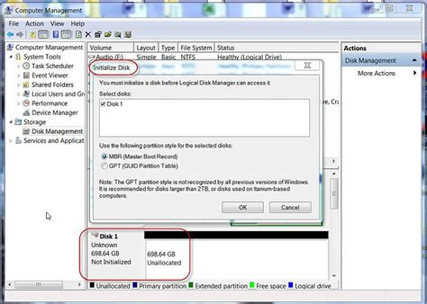 format gpt protected drive external backup hard drive should it be mbr or gpt