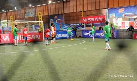 Lu Tembak Lapangan Futsal laba nendang dari jasa membuat lapangan futsal 2