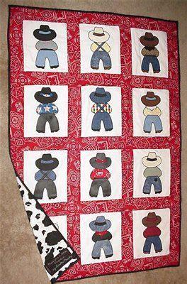 free printable cowboy quilt patterns what do you think for shamus michala mcwhirter cowboy