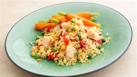 Garden Vegetable Rice Garden Vegetable Rice Recipe Allrecipes