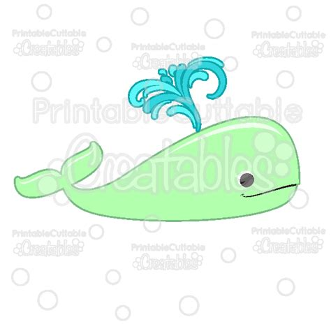 Whale Svg Cut File By Nrcdesignstudio Thehungryjpeg - whale free svg file digital die cut clipart for
