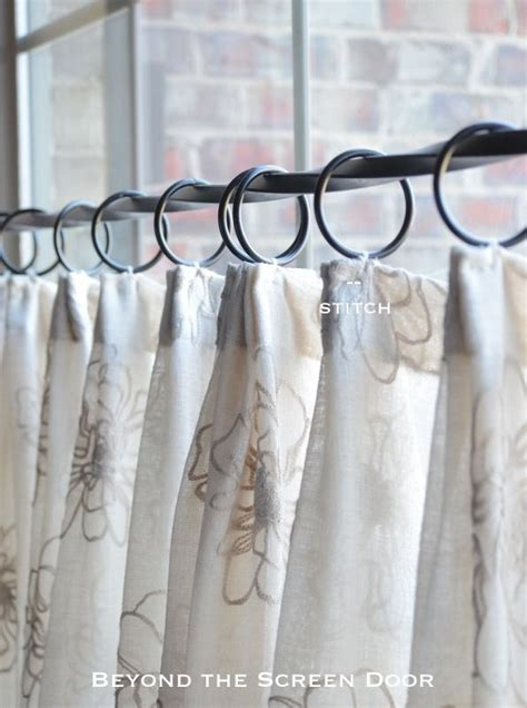 how to hang cafe curtains 25 best ideas about cafe curtains on pinterest cafe