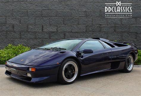 Lamborghini Sv Diablo by Lamborghini Diablo Sv Rhd