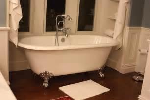 victoria and albert cheshire clawfoot tub traditional bathroom new york by quality bath