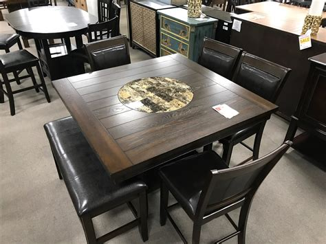 Kitchen Tables Raleigh Nc Dining Table With Stools And Bench Heavner Furniture Market