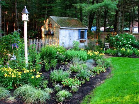 Garden Tech by Birdhouse Garden Garden Shed Traditional Landscape