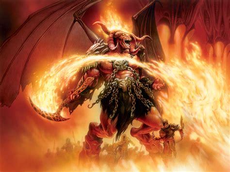 gambar iblis dark wallpapers demon wallpapers