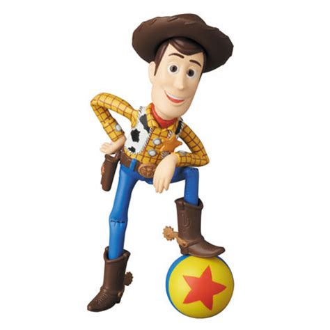 Medicom Udf Ultra Detail Figure 232 Disney Pixar Story Woody 2 0 ami ami releases february 24 2015 nyaa figurines