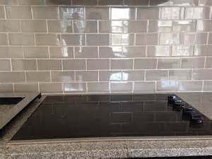 kitchen backsplash subway tile grey subway tile backsplash decofurnish