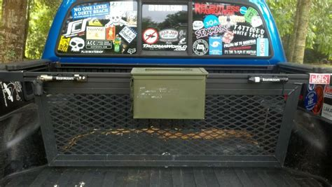 tacoma bed divider cargo bed divider what do you use tacoma world