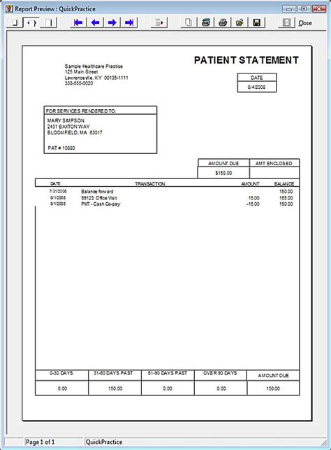 printable rent receipt template