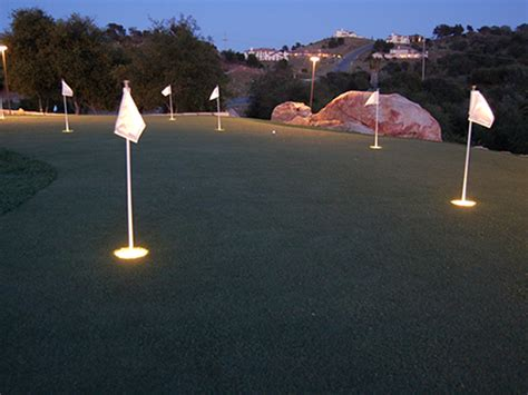 backyard putting green lighting perfectlawnonline com synthetic lawn turfperfect lawn