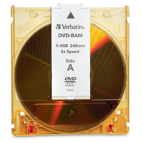 unlike disk storage most ram is revisiting dvd ram drives