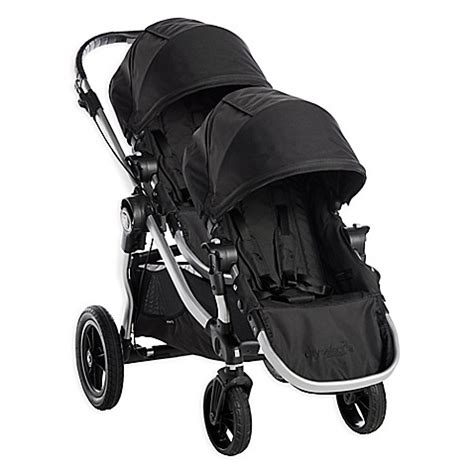 city select stroller seat recline baby jogger 174 city select 174 stroller with second seat in