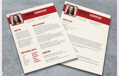 pin fancy resume template on