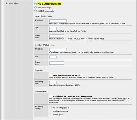 tutorial nat pfsense tutorial sobre pfsense portal cautivo