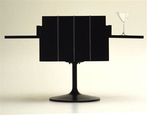 137 4 great high end black lacquer swivel bar stools exceptional rotating swivel cocktail dry bar on pedestal