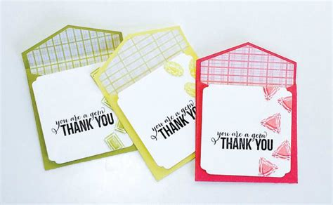 Diy Thank You Cards Template by 13 Diy Thank You Cards To Get Ahead Of The Gifting