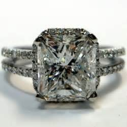 Antique Cushion Cut Engagement Ring Antique Gale Diamonds Chicago