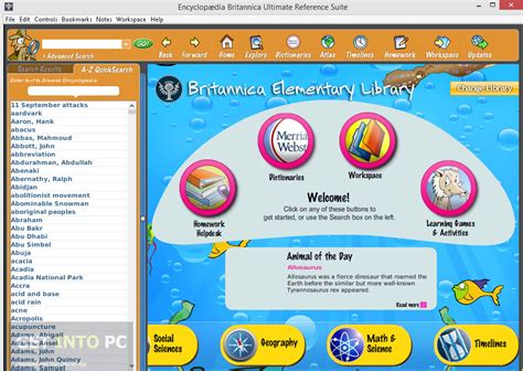 Encyclopedia Software Free Download Full Version For Pc | download microsoft encarta premium 2016 full version