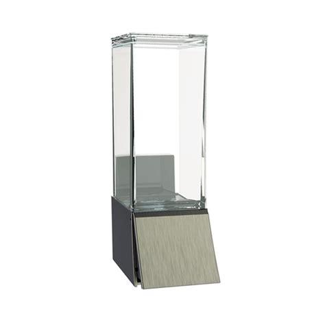 Dispenser Linea better living products 82169 linea single luxury soap