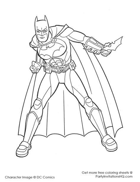 batman happy birthday coloring pages funny batman coloring pages free printable coloring pages