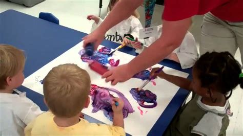 painting for 2 year olds projects by our 2 year olds