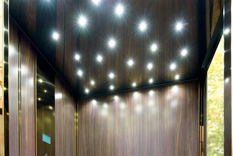 illuminazione cielo stellato illuminazione cabina per ascensore a pavimenti a