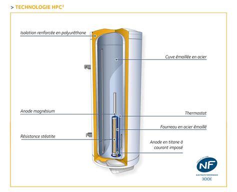 chauffe eau electrique 300l 2983 chauffe eau hpc 2 300l stable chaffoteaux