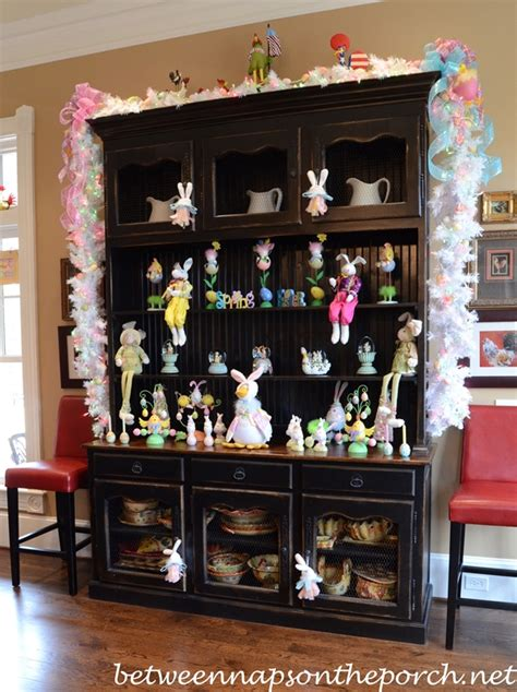 Decorating for Easter and Springtime