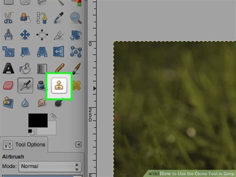 gimp tutorial clone tool how to use the clone tool in gimp 6 steps with pictures