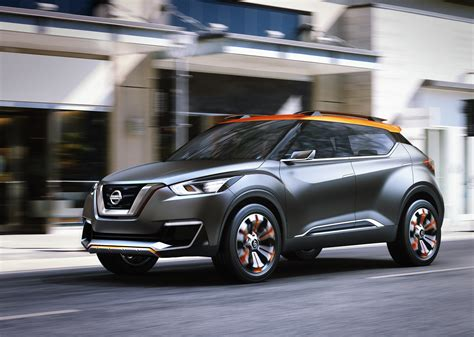 crossover nissan nissan confirms new kicks crossover will be sold globally