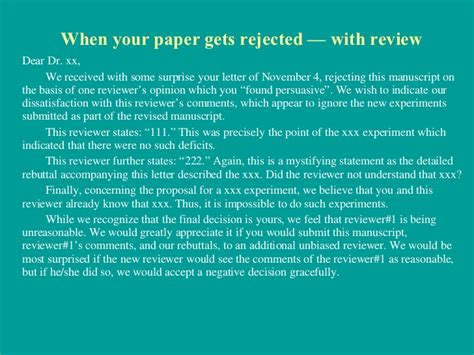 Appeal Letter To Journal Editor Publish Your Papers In The Top Scientific Journals