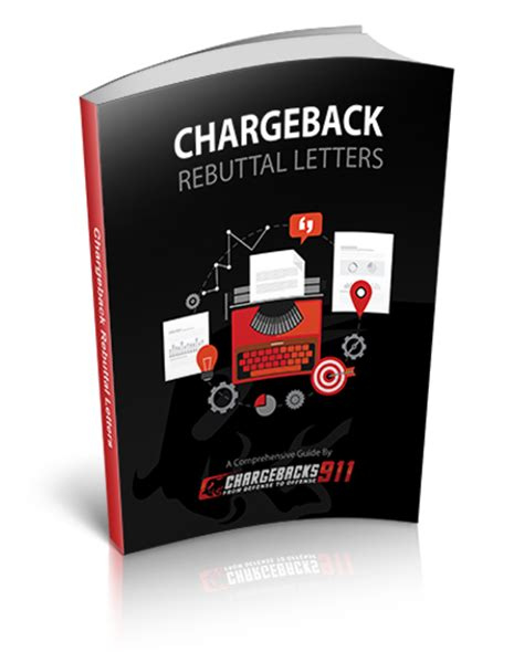 Credit Card Rebuttal Letter Sle writing a winning chargeback rebuttal letter